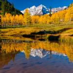 """Maroon Bells #2"" by NewTake"