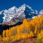 """Maroon Bells"" by NewTake"