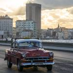 """Old Chevrolet taxi on the Malecon in Havana, Cuba"" by jcarillet"