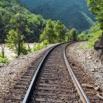 """""""Train track in southern Appalachia"""" by jcarillet"""
