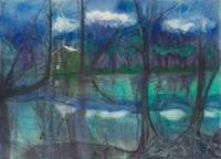 Moody Blues Landscape