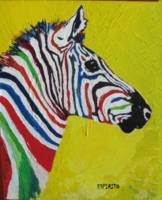 Zebra of Colors