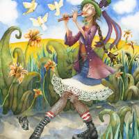 dohappy Art Prints & Posters by Toni Pawlowsky