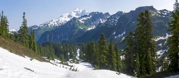Glacier Peak Wilderness