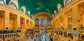 Grand Central Station Panorama