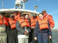 Isabela Dunklin USCG Sector Mobile AL 2010