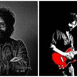 """Jerry Garcia"" by davegafford"