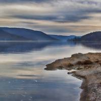 """Late Fall On Canandaigua Lake"" by Soulful Photos"
