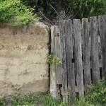 """""""Wood Gate in a Wall"""" by rhamm"""