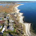 """South Chatham, Cape Cod Aerial"" by ChrisSeufert"