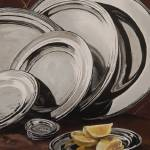"""""""LIFE ON A SILVER PLATTER"""" by RuthDriedger"""