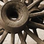 """Wagon Wheel Hub"" by Kirtdtisdale"