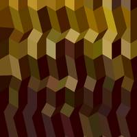 Caput Mortuum Brown Abstract Low Polygon Backgroun