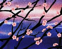 Cherry Blossoms Decorative Painting