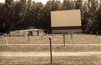 Auburn, NY - Drive-In Theater