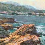 """Point Lobos Jetty"" by MakinArt"