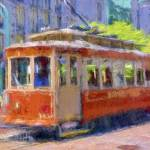 """Main Street Trolley 1979"" by edbock"