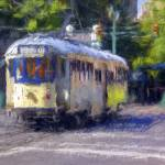 """Riverfront Loop Trolley 540"" by edbock"