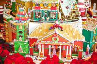 Gingerbread Village Study 1