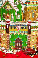 Gingerbread Village Study 2