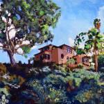 """""""Hillside Garden"""" by BeaconArtWorksCorporation"""