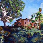 """Hillside Garden"" by RDRiccoboni"