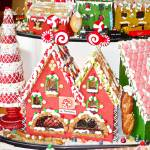 """Gingerbread Village Study 3"" by robertmeyerslussier"