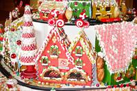 Gingerbread Village Study 3