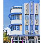 """Marlin Hotel, Miami Beach, Art Deco District"" by Automotography"