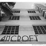"""Bancroft Hotel, Miami Beach, Art Deco District"" by Automotography"