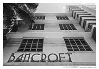 Bancroft Hotel, Miami Beach, Art Deco District