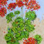 """geraniums"" by federicocortese"