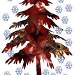 """""""Christmas Fractal"""" by StevePurnell"""