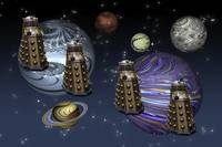 March Of The Daleks