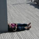 """Sleeping in the sun"" by florian_steiner"