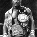 """Mike Tyson Pencil Drawing"" by daverives"