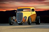 1934 Ford 'Mango Madness' Coupe