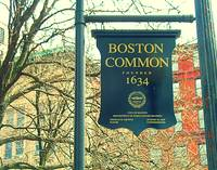 Boston Common - 1634