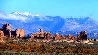 Arches National Park: The Windows Section