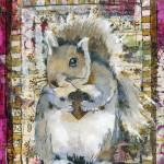 """squirrel art 