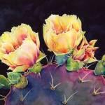 """""""Desert Bloom 2"""" by HaileyWatermedia"""