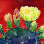 """""""Desert Bloom 3"""" by HaileyWatermedia"""