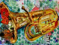 Musical Instrument | Tuba Time | music art