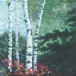 """""""Mysterious Birch"""" by tgministry"""