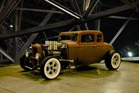 1932 Ford Rusty No Rat Coupe