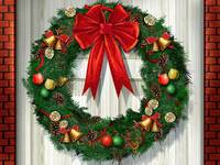 Christsmas Holiday Wreath