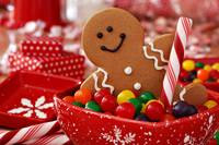 Merry Christmas Gingerbread Man