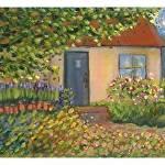 """""""Carmel, CA Cottage"""" by karenjlee"""