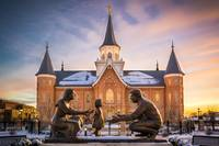 Provo City Center Temple - Eternal Families