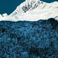Cloaked Glacier Art Prints & Posters by Marcus Panek